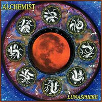 Lunasphere by ALCHEMIST album cover