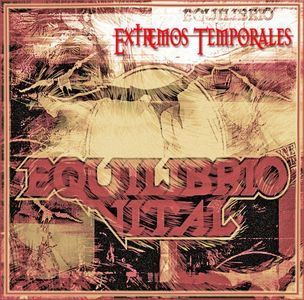 Extremos Temporales by EQUILIBRIO VITAL album cover