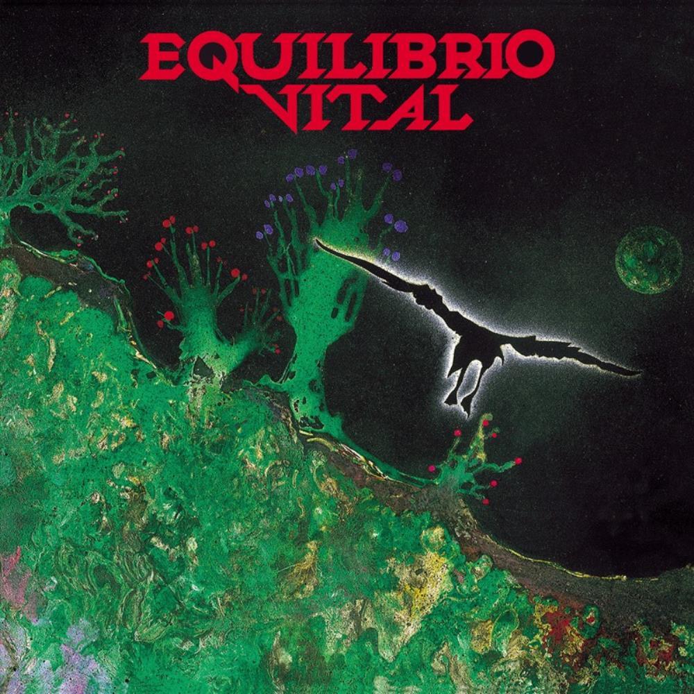 Equilibrio Vital by EQUILIBRIO VITAL album cover