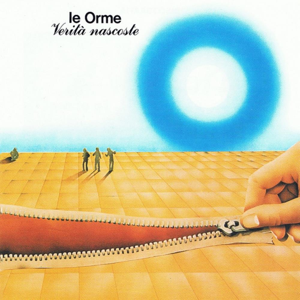 Le Orme - Verità Nascoste CD (album) cover