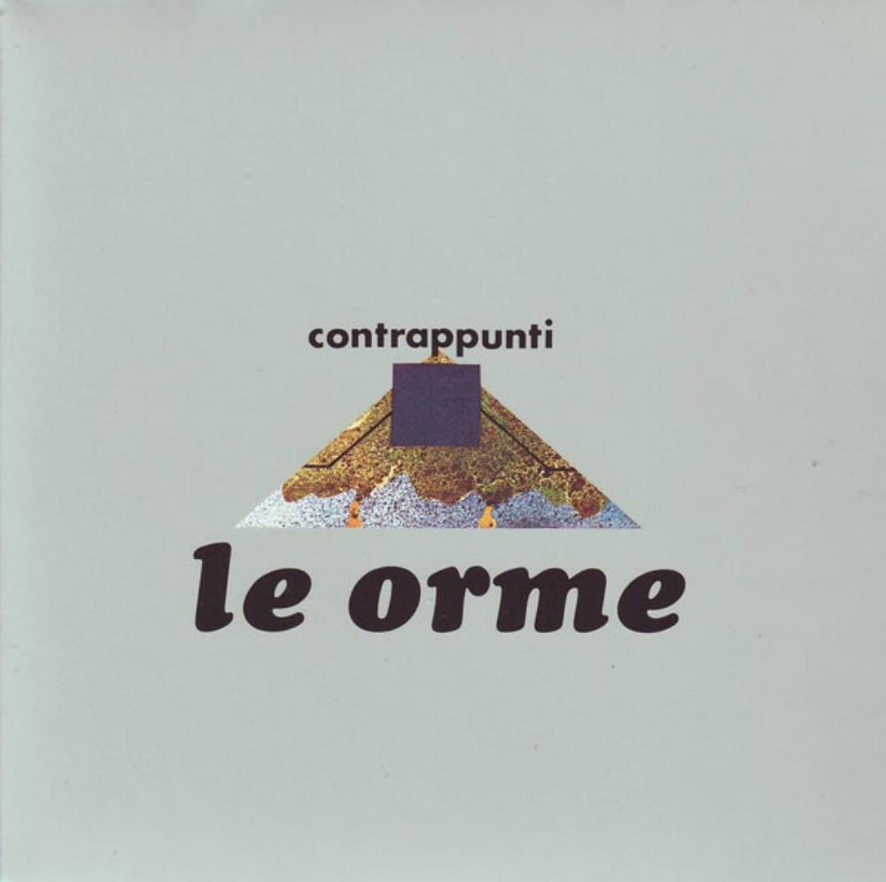 Le Orme - Contrappunti CD (album) cover