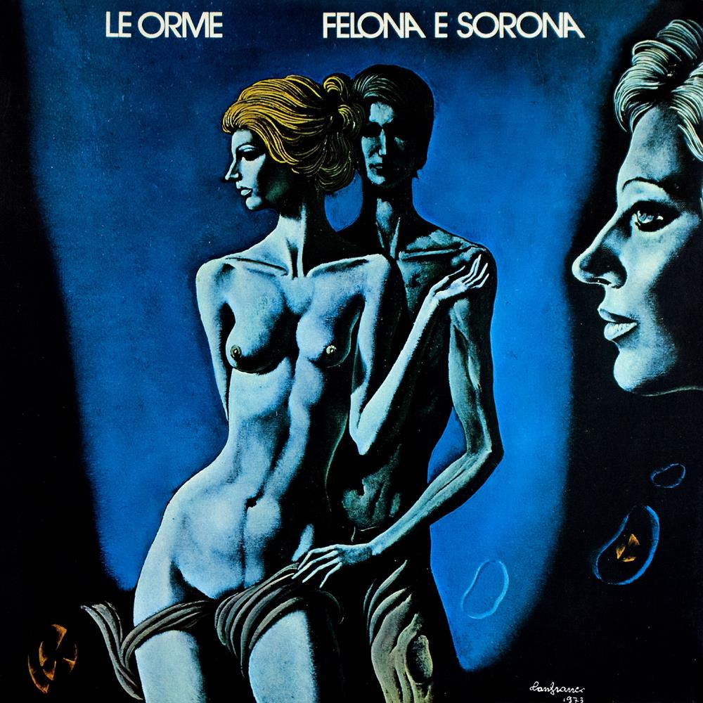Felona E Sorona by ORME, LE album cover