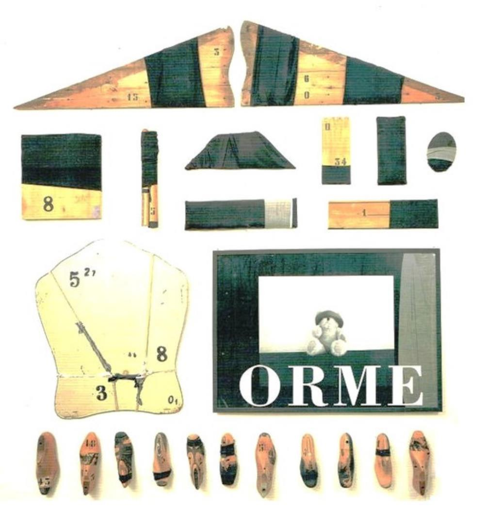 Orme by ORME, LE album cover