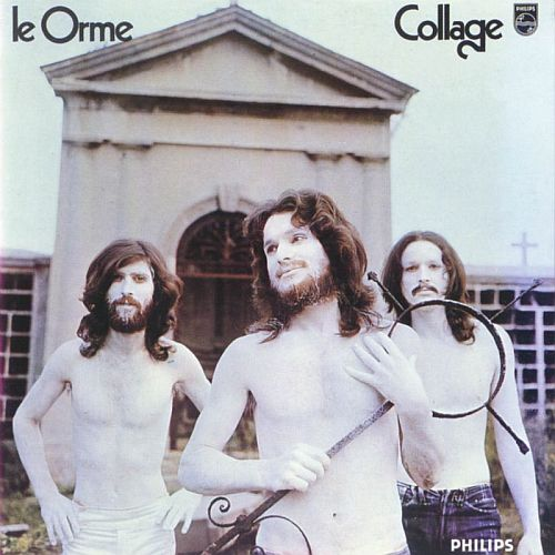 Le Orme - Collage CD (album) cover