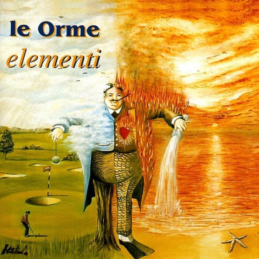 Elementi by ORME, LE album cover