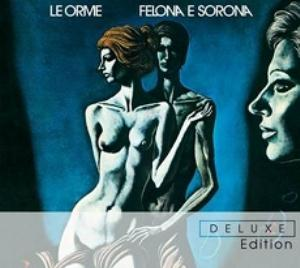 Le Orme Felona e Sorona - Deluxe Edition (English and Italian versions) album cover