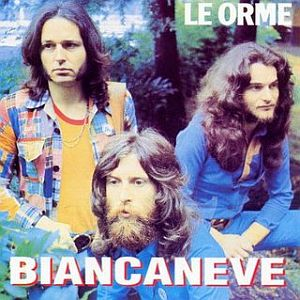 Le Orme - Biancaneve CD (album) cover