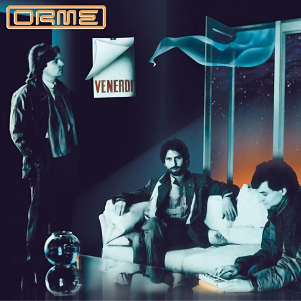 Le Orme - Venerd� CD (album) cover