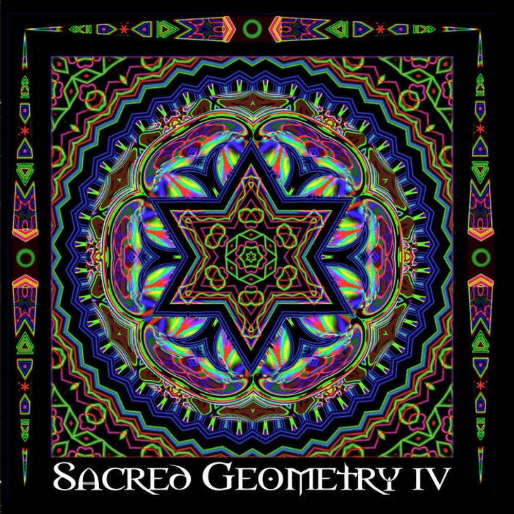 Sacred Geometry IV by ALLEN & MICROCOSMIC, DAEVID album cover