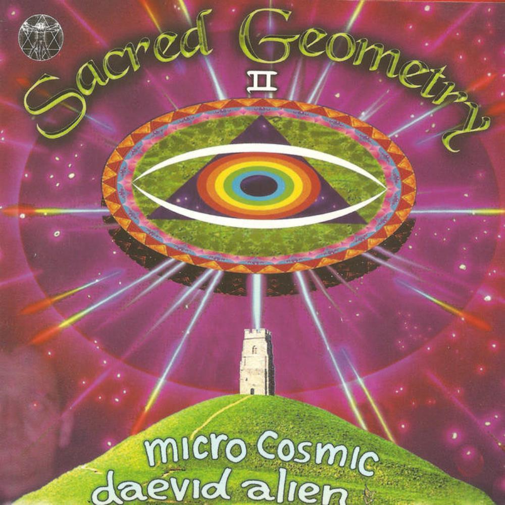 Sacred geometry II by ALLEN & MICROCOSMIC, DAEVID album cover