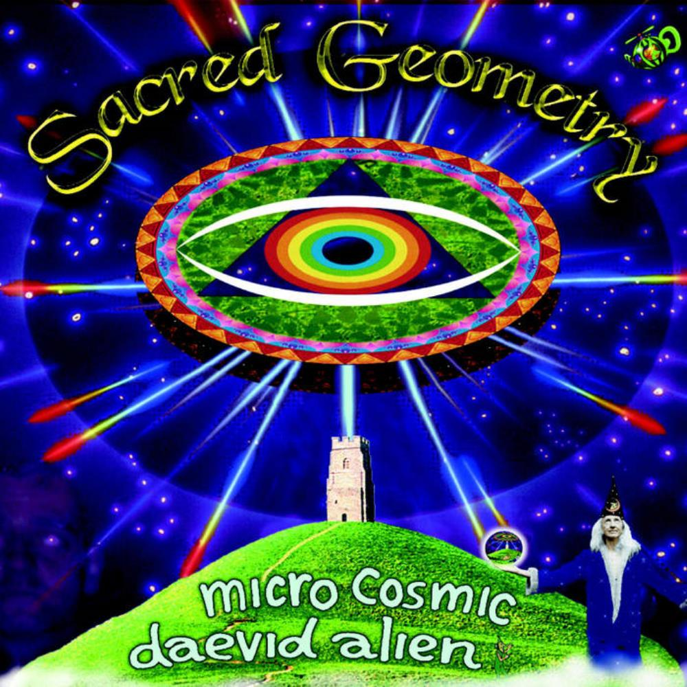 Sacred Geometry by ALLEN & MICROCOSMIC, DAEVID album cover