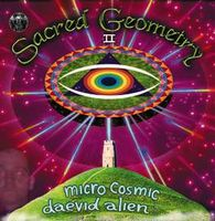 Sacred geometry II by ALLEN MICROCOSMIC, DAEVID album cover