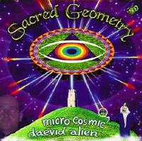 Daevid Allen Microcosmic Sacred Geometry album cover