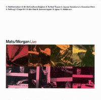 Mats-Morgan (Band) - Live CD (album) cover