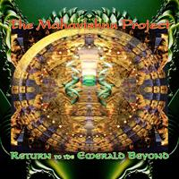 Mahavishnu Project - Return To The Emerald Beyond CD (album) cover