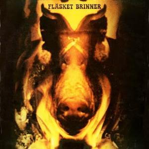 Fläsket Brinner by FLÄSKET BRINNER album cover