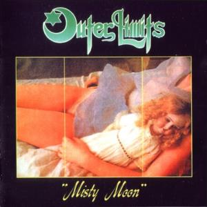 Misty Moon by OUTER LIMITS album cover
