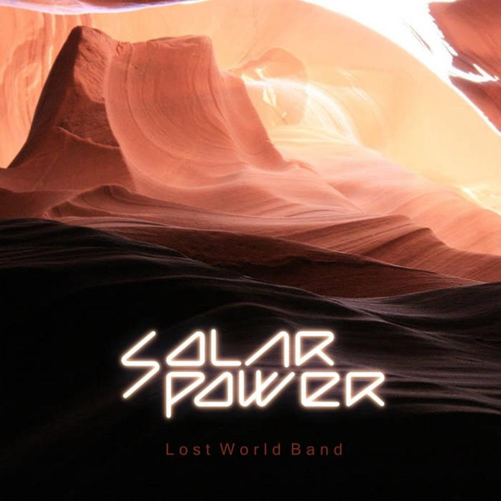Lost World Band - Solar Power CD (album) cover