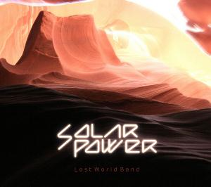Solar Power by LOST WORLD album cover