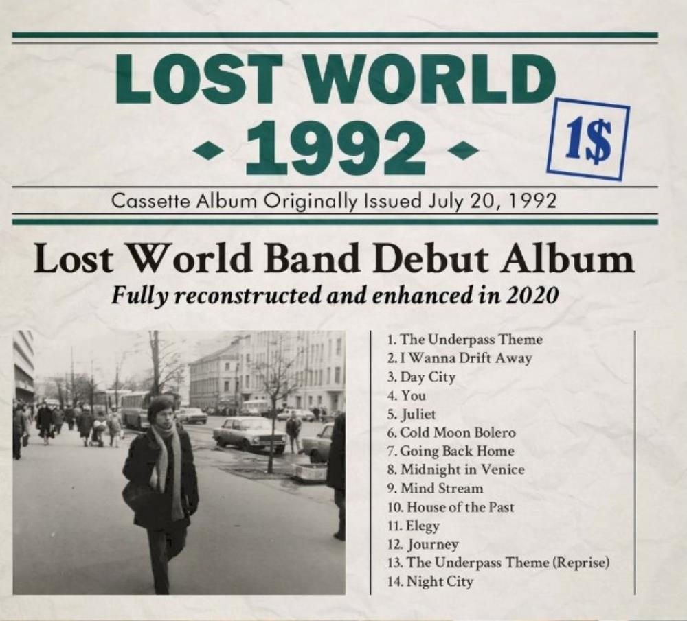 Lost World (1992) by LOST WORLD BAND album cover