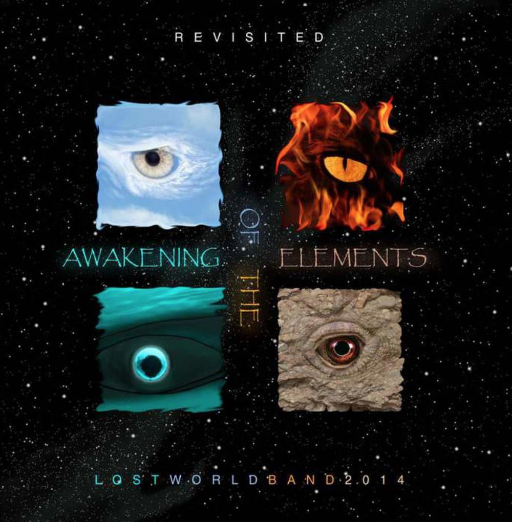 Awakening of the Elements - Revisited by LOST WORLD BAND album cover