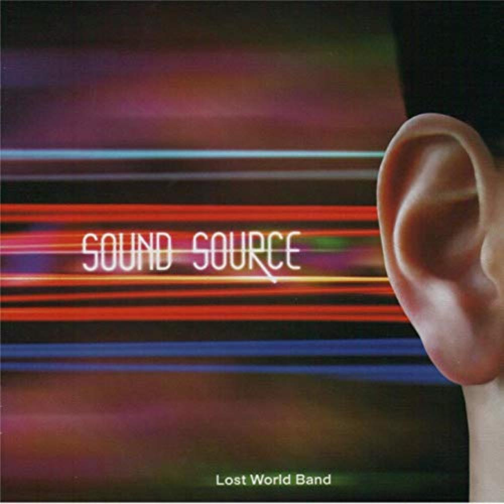 Lost World Band - Sound Source CD (album) cover