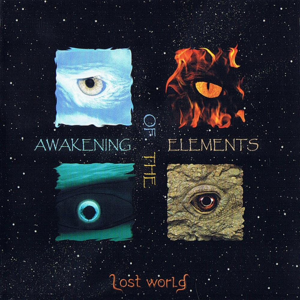 Lost World Band - Awakening Of The Elements CD (album) cover