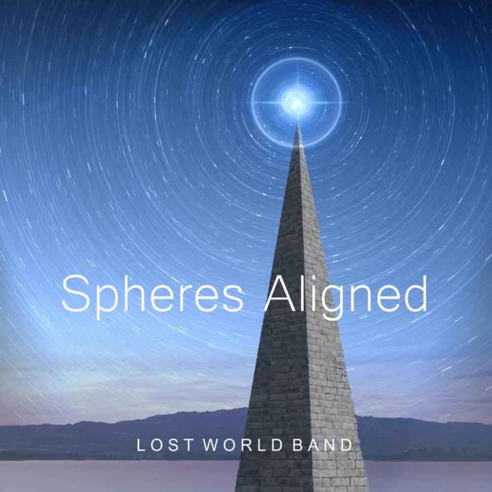 Spheres Aligned by LOST WORLD BAND album cover