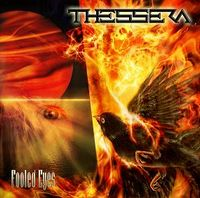 Thessera Fooled Eyes album cover