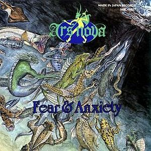 Ars Nova (JAP) - Fear & Anxiety CD (album) cover