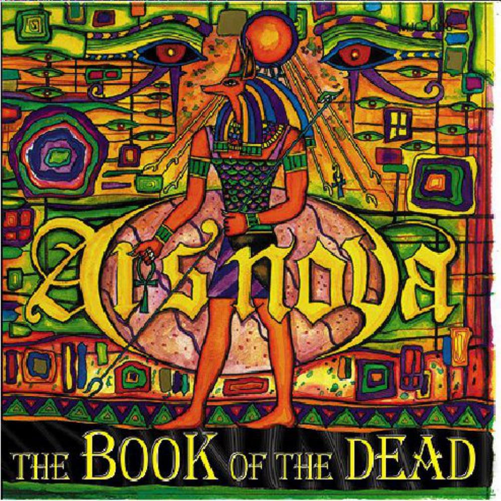 The Book Of The Dead [Aka: Reu Nu Pert Em Hru] by ARS NOVA (JAP) album cover