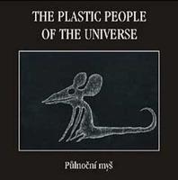 Půlnoční mys by PLASTIC PEOPLE OF THE UNIVERSE, THE album cover