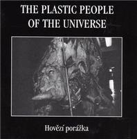 Hovězí porázka by PLASTIC PEOPLE OF THE UNIVERSE, THE album cover