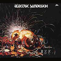 Electric Sandwich - Electric Sandwich CD (album) cover
