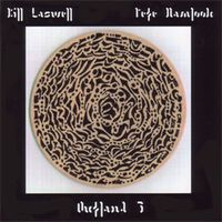 Pete Namlook Outland 3 (with Bill Laswell) album cover