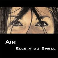 Pete Namlook Air 4 - Elle a du shell album cover