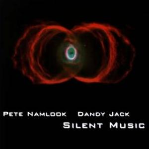Pete Namlook Silent Music (with Dandy Jack) album cover