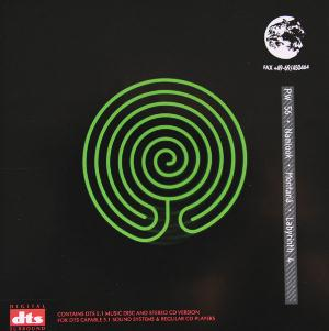 Pete Namlook Labyrinth 4 (with Lorenzo Montan�) album cover