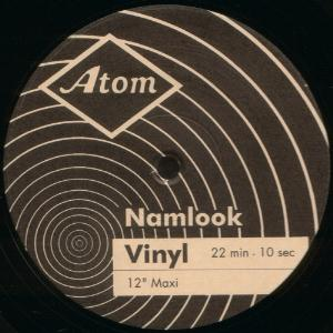 Pete Namlook Atom [EP] album cover
