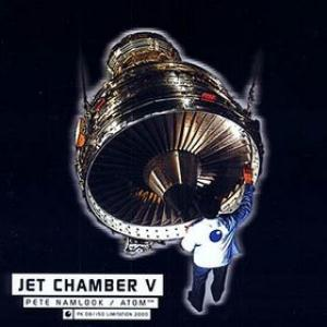 Pete Namlook Jet Chamber V (with Atom Heart) album cover
