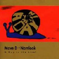 Pete Namlook A Day In The Live! (with Move D) album cover