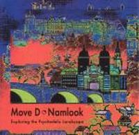 Pete Namlook Exploring The Psychedelic Landscape (with Move D) album cover