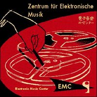 Pete Namlook - Electronic Music Center CD (album) cover