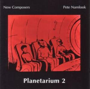 Pete Namlook Planetarium 2 (with New Composers) album cover