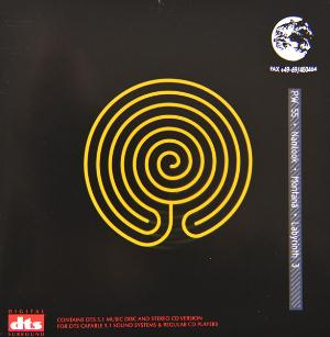 Pete Namlook Labyrinth 3 (with Lorenzo Montanà) album cover
