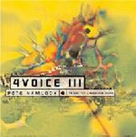 Pete Namlook 4Voice III album cover