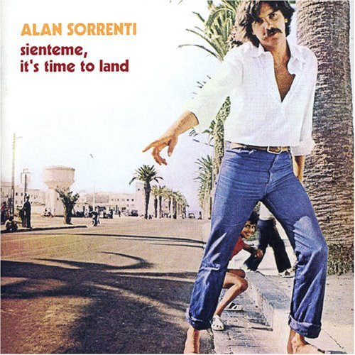 Alan Sorrenti - Sienteme, It's Time To Land CD (album) cover