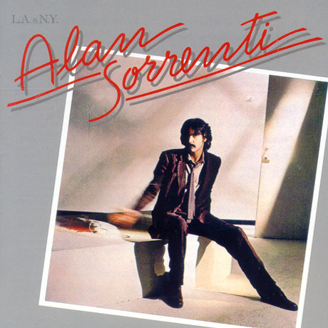 Alan Sorrenti L.A. & N.Y. album cover