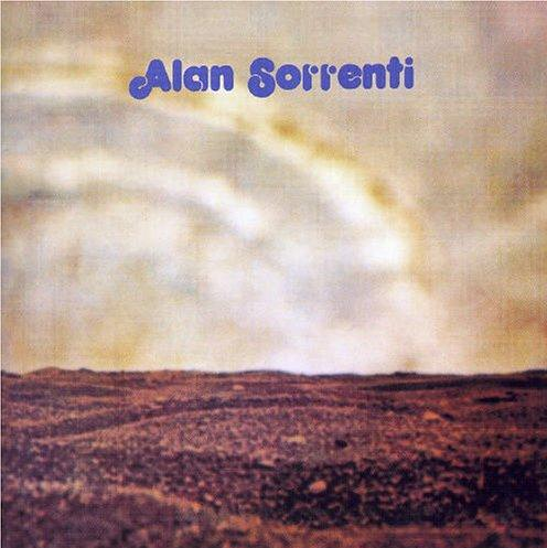 Alan Sorrenti - Come un Vecchio Incensiere all'Alba di un Villaggio Deserto CD (album) cover