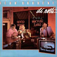 Alan Sorrenti - Di Notte CD (album) cover
